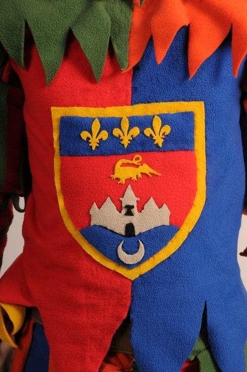 detail 1 - joker, costumedesign - smouss | ello