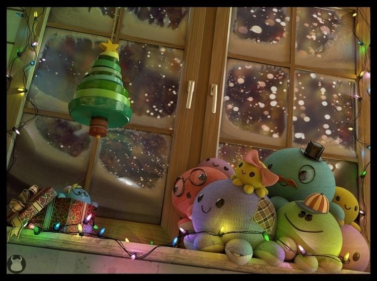 merry christmas.. Software Blen - nitz-5881 | ello