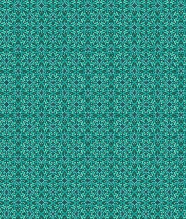 Green crystals - crystal, gems, pattern - gretaberlin | ello