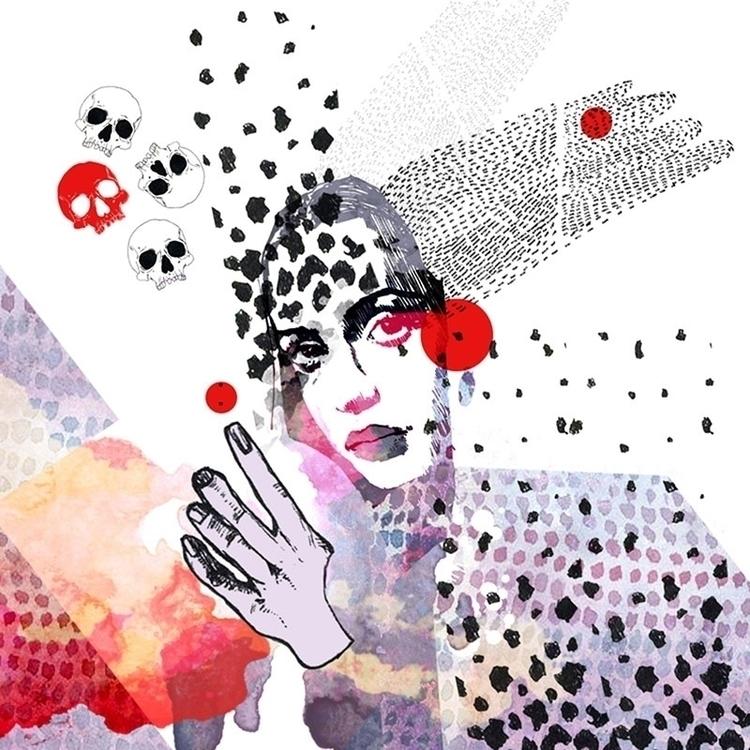 Shaman / Design 2012 - illustration - karolina-4327 | ello