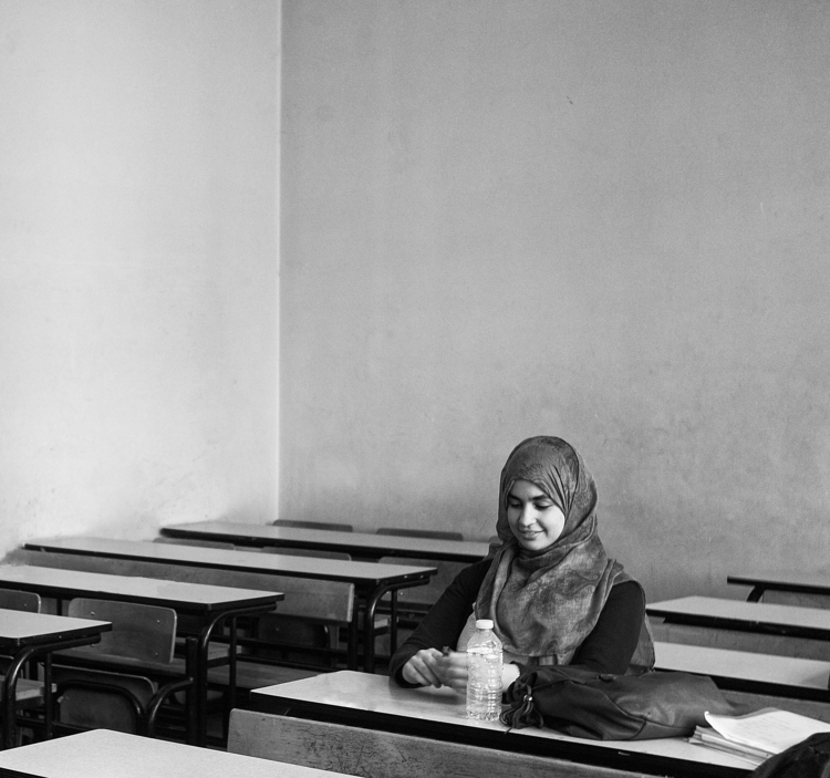 Muslim Student - photography - edendrummond | ello