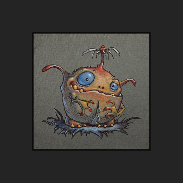 Knob Top - illustration, sketches - hdawnivy | ello