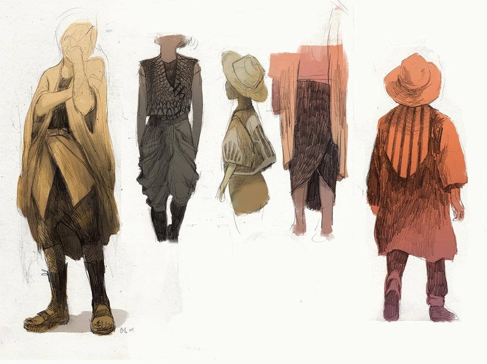 illustration, thomkemeyer, characterdesign - thomke-9244 | ello