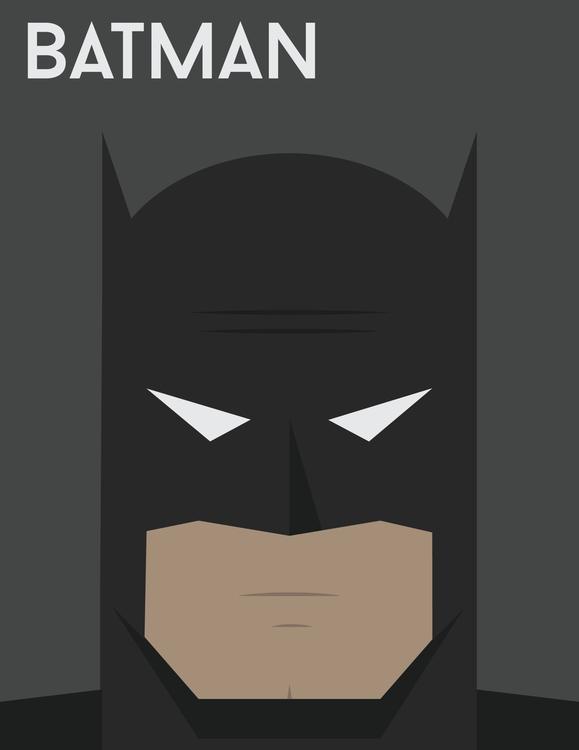 Batman - comic, batman, darkknight - ebouazza | ello
