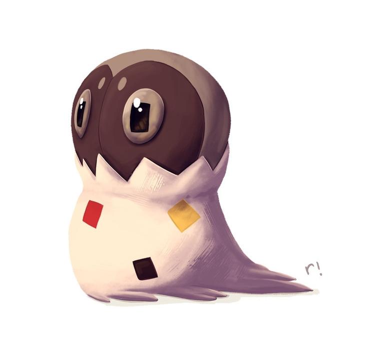 Spewpa - pokemon, illustration, digitalpainting - ryannotbrian | ello
