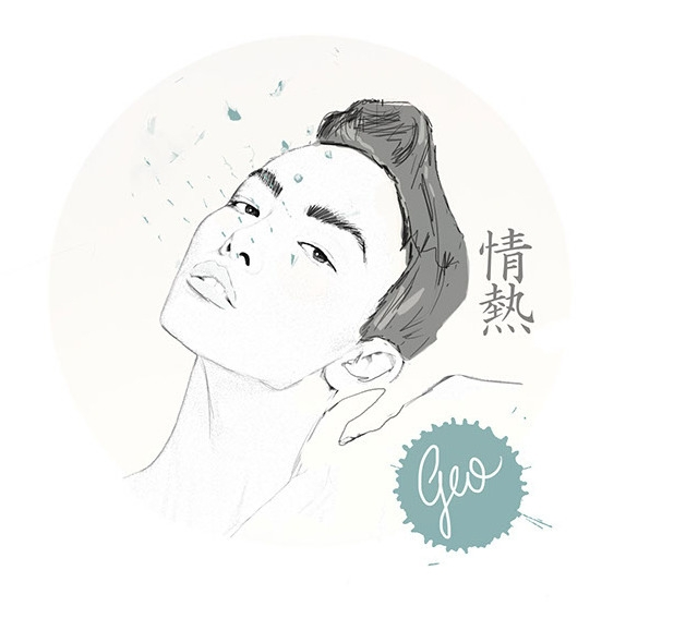 Japan days ~ sweet memories - fashionillustration - geo23 | ello