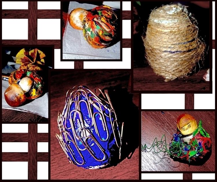 artscrafts, craft, crafts, easter - aiakira | ello