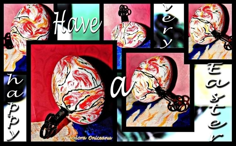 Egg - artscrafts, craft, crafts - aiakira | ello