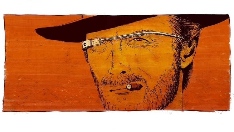 Good, bad Ugly - Google Glass - thegood,thebadandtheugly - stefano-4302 | ello