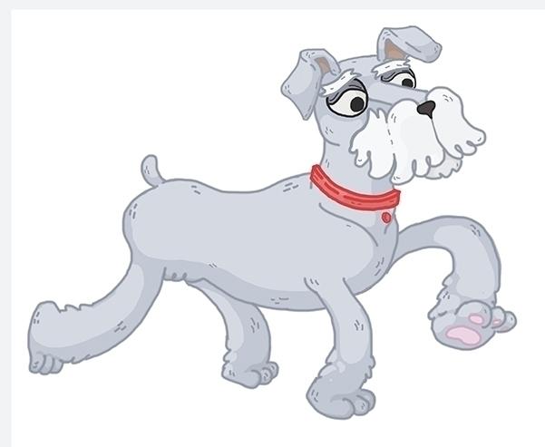 Schnauzer - schnauzer, dog, dogs - vianeo | ello