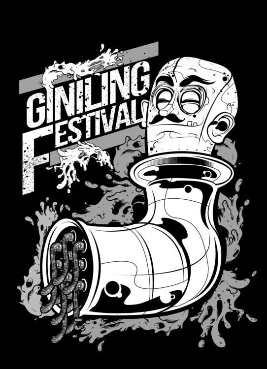 GINILING FESTIVAL design Ginili - mattaguinaldo | ello