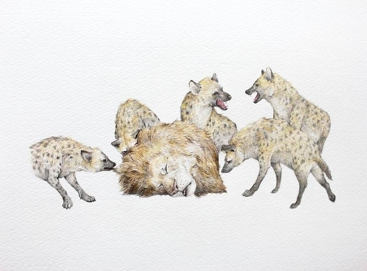 Untitled - drawing, fineart, animals - ayumiinagaki | ello