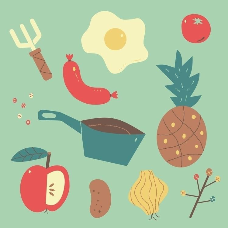 food - foodicons - schnuppe | ello
