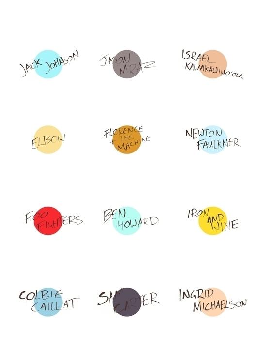 ink, watercolour, music, albumcover - whistlingbear | ello