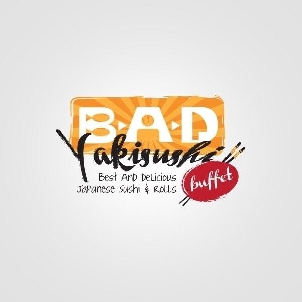 Yakisushi Buffet - logo, logodesign - gregscale | ello