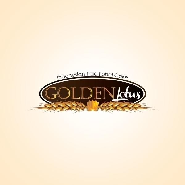 Golden Lotus - logo, logodesign - gregscale | ello