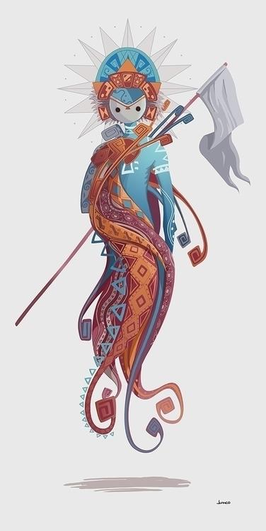 characterdesign, conceptart, digitalillustration - juanco-1165 | ello