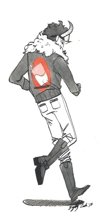 Buffalo Milk - doodles - scookart | ello