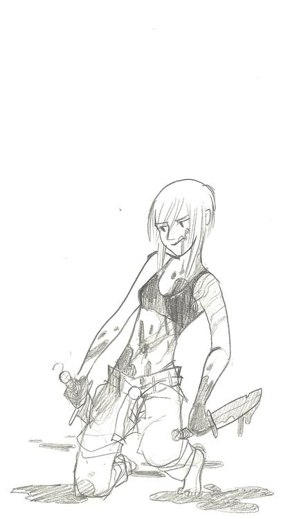Dragon Slayer - doodles - scookart | ello