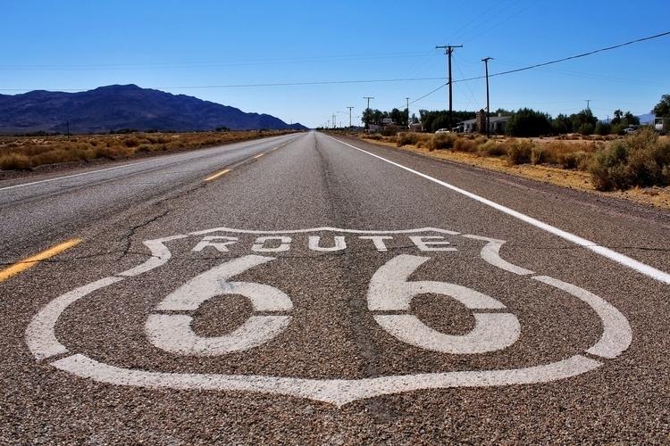 Historic Route 66 - route66, arizona - kreatox | ello
