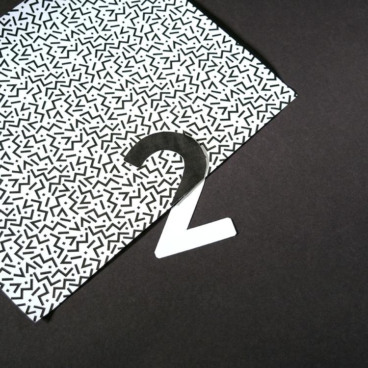2 - 36daysoftype, typography, collage - katiecoughlan | ello