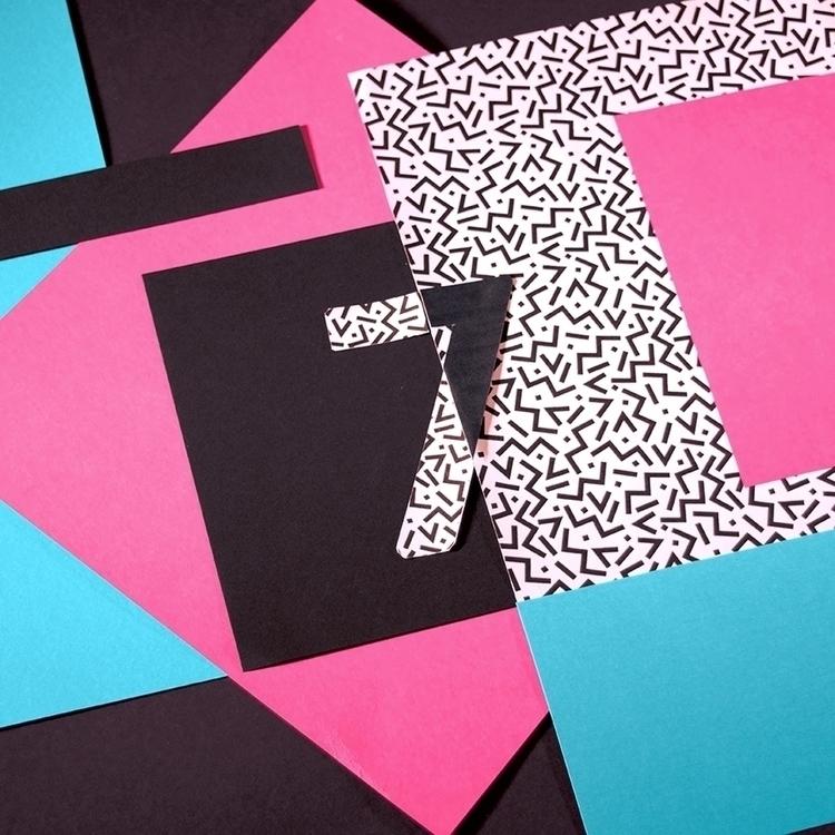 7 - 36daysoftype, typography, collage - katiecoughlan | ello