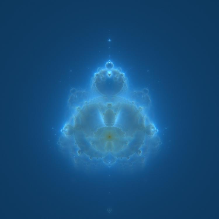 Buddhabrot rendered color - punpcklbw | ello