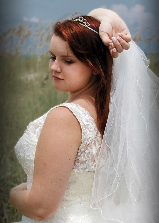 Chelsey Kornegay Bridal - wedding - meganarnoldart | ello