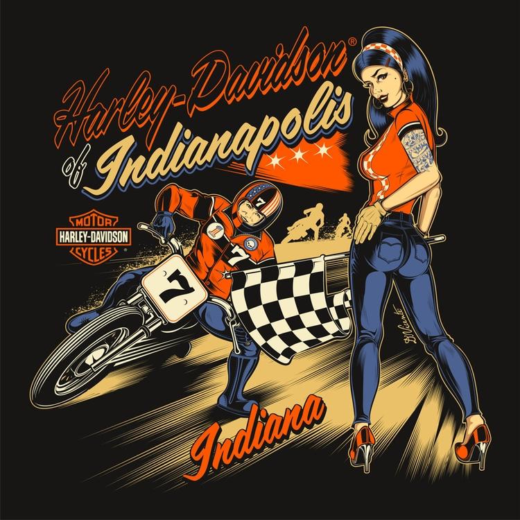 Harley-Davidson - USA 2013 - dvicente777 | ello