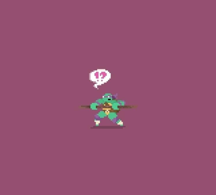 Donatello ~ Teenage Mutant Ninj - planckpixels   ello