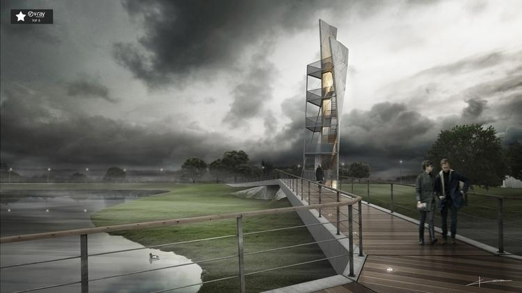 Tower - architecture, modern, tower - demmiurg | ello
