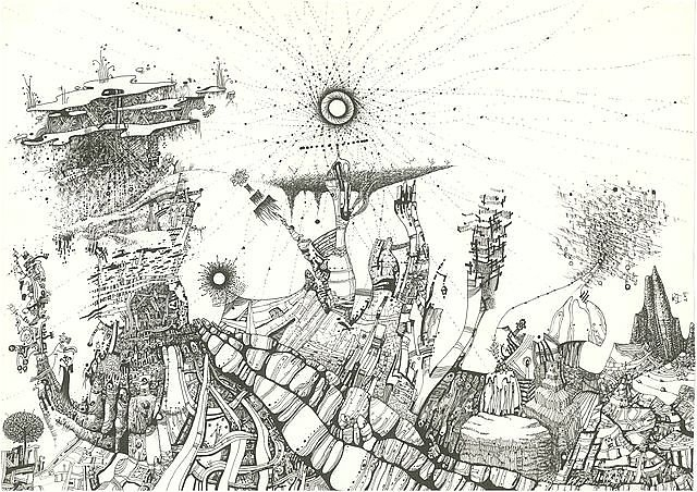 1 - illustration, painting, drawing - danilium | ello