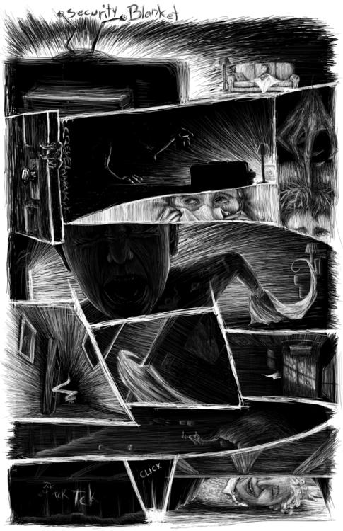 story minds create noise darkne - whitewall | ello