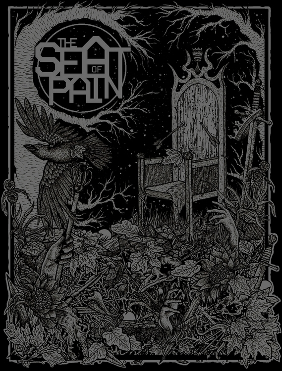 seat pain - shapefromhell, illustration - shapefromhell | ello
