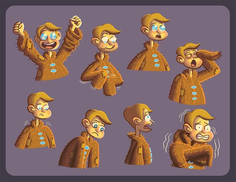 reimagining Charlie Chocolate F - timrlai | ello