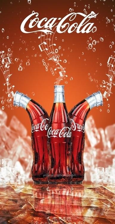 Coca-Cola - characterdesign, 3d - remycarlos | ello