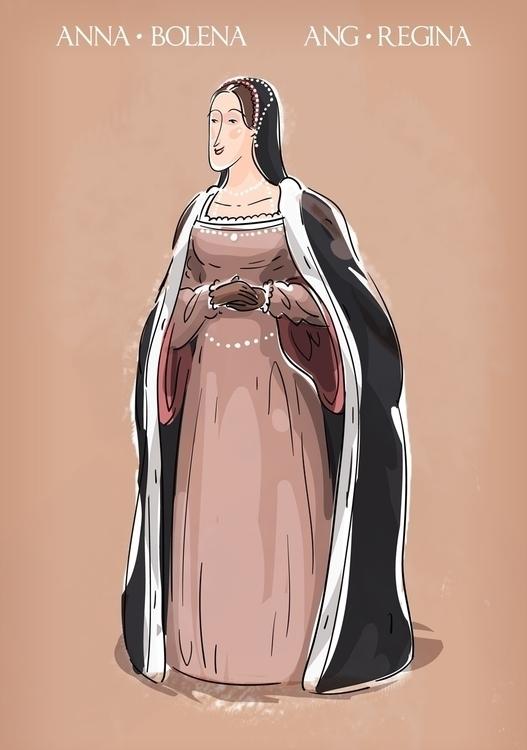 Anne Boleyn - anneboleyn, queen - mcrotts | ello