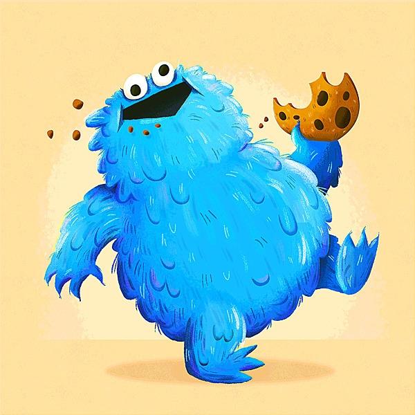 Cookie Cookie - cookies, cookiemonster - dpsullivan | ello