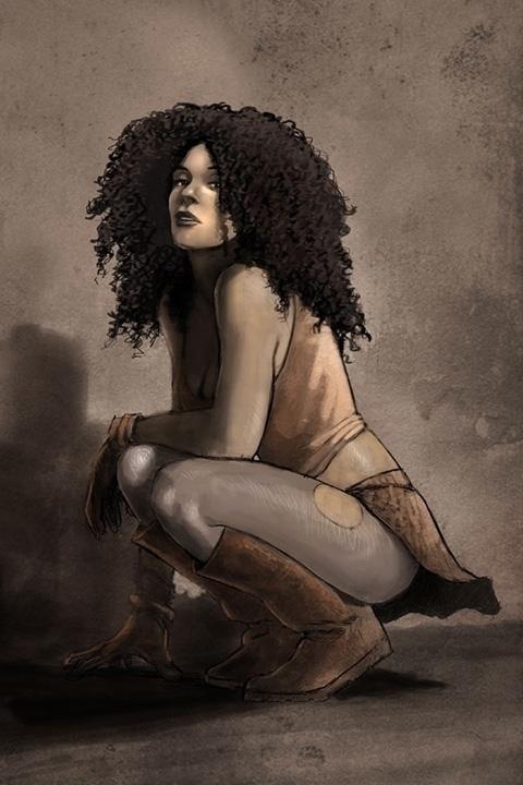 BAGFY 3 - illustration, characterdesign - micky-2617   ello