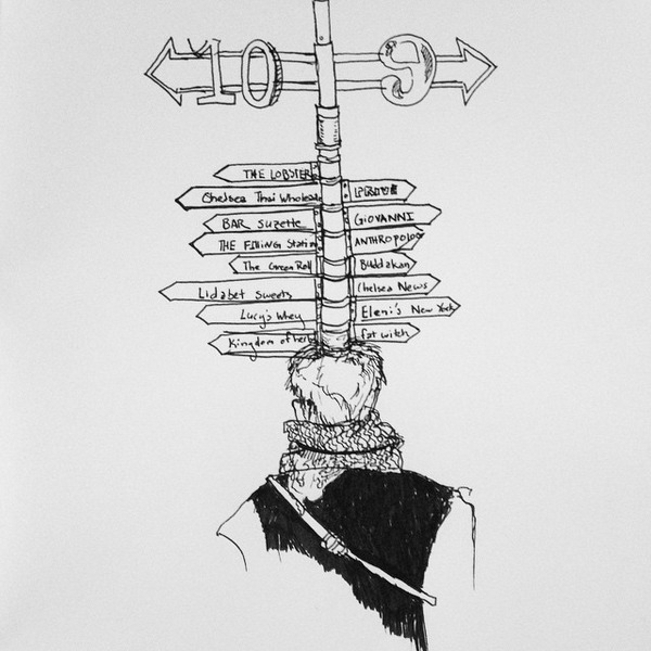 sketchbook, penandink, illustration - samanthacastoro | ello