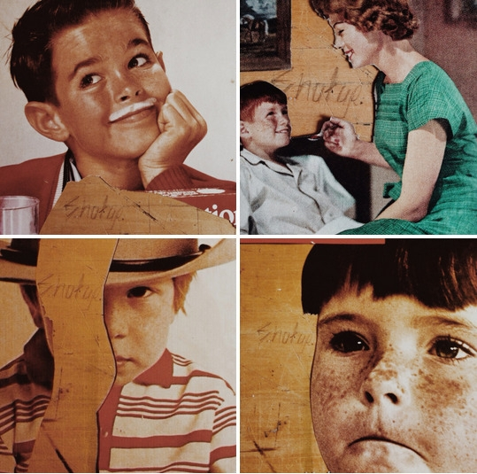 collage, mixedmedia, writing - samanthacastoro | ello