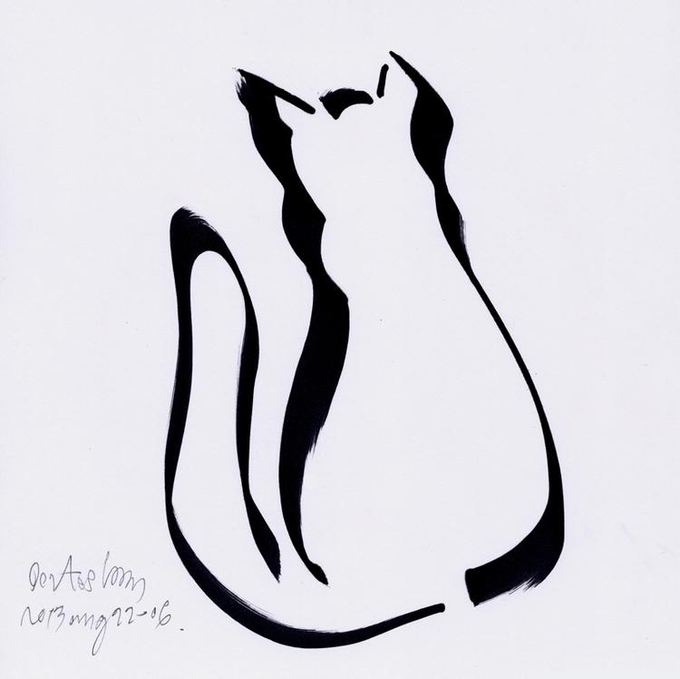 Mime Cat - august 22, 2013 06 p - istvanocztos | ello