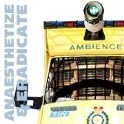 ANAESTHETIZE ERADICATE Acrylic  - stu-4310 | ello