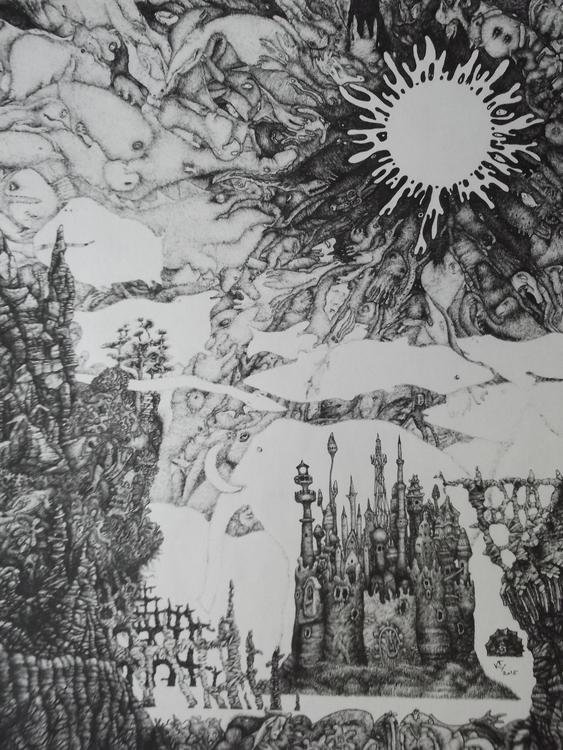 9 - drawing - danilium | ello