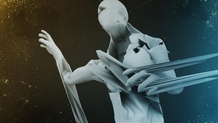 illustration, characterdesign - merkic | ello
