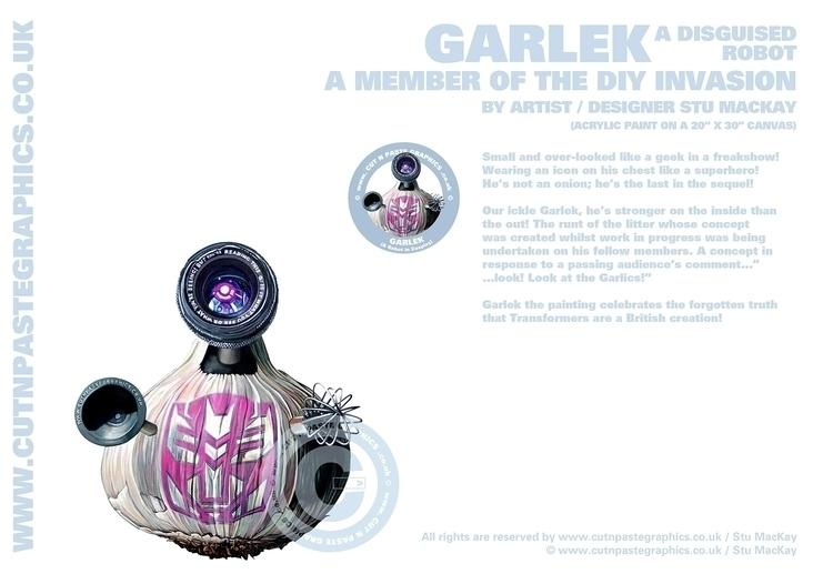 GARLEK scenes information - painting - stu-4310 | ello