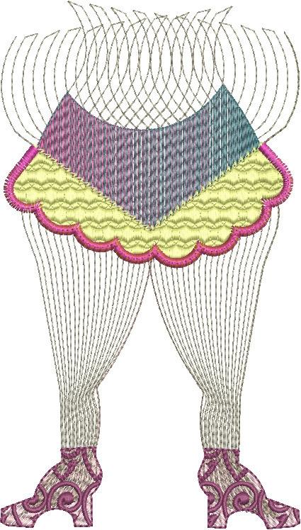 Seams - characterdesign, legs, figure - esn-3951 | ello