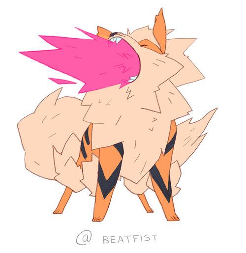 Arcanine - Pokemon - beatfist | ello