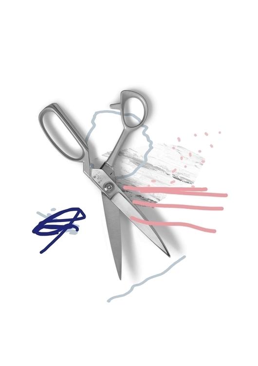 cut, beatrizalao, illustration - beatrizalao | ello