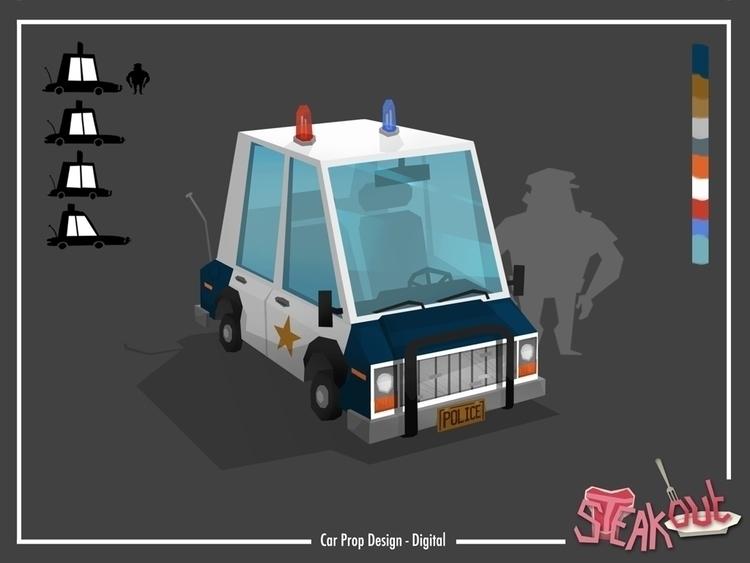 Steakout - Car Design - michellemccammon | ello